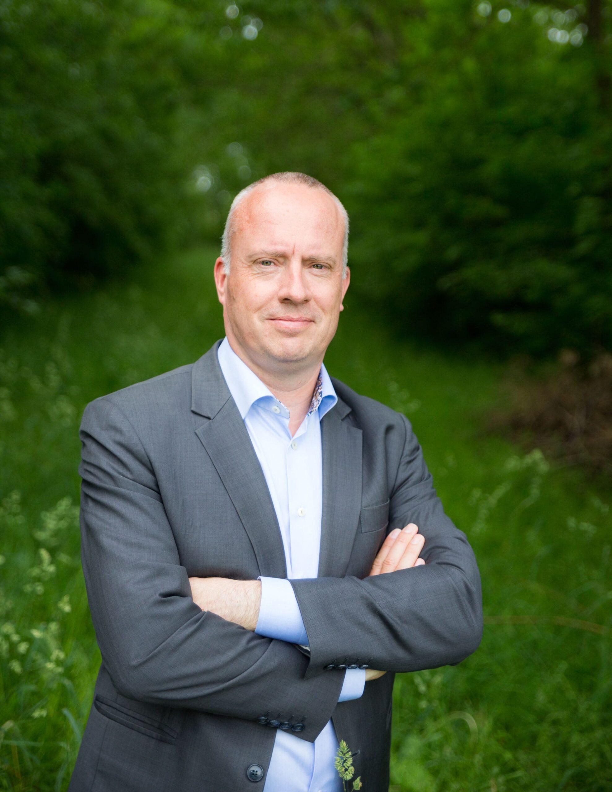 Morten Kjærgaard : Sales Director