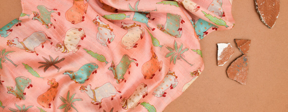We welcome your innovation project within all types of textile print